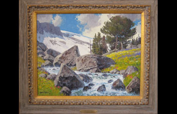 """Wind River Mountains"""